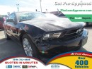 Used 2012 Ford Mustang V6 Premium * LEATHER * HEATED POWER SEATS for sale in London, ON