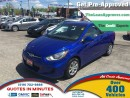 Used 2014 Hyundai Accent L * HTD SEATS * BLUETOOTH * SAT RADIO for sale in London, ON