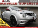 Used 2013 Nissan Juke NISMO | NAVIGATION | ALLOY WHEELS | ROCKFORD FOSGA for sale in Oakville, ON