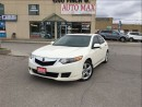 Used 2010 Acura TSX Great Condition, clean Carproof for sale in North York, ON
