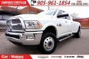 Used 2017 Dodge Ram 3500 LONGHORN| 4X4| BRAND-NEW| FULLY LOADED| for sale in Mississauga, ON