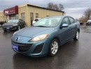 Used 2011 Mazda MAZDA3 GS  LEATHER  SUNROOF  CALL PICTON for sale in Picton, ON