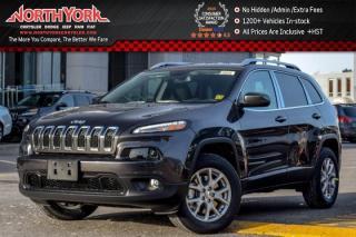 New 2017 Jeep Cherokee NEW Car North|4x4|RearCam|Bluetooth|SatRadio|A/C|PwrOptions|17