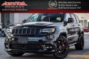 New 2017 Jeep Grand Cherokee New Car SRT 4x4|Trailer Tow,Leather Pkgs|H/K Audio|Brembo Brakes|Pano_Sunroof for sale in Thornhill, ON
