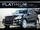 Used 2010 Mercedes-Benz ML-Class ML63 AMG 4MATIC, Nav for sale in North York, ON