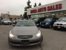 Used 2009 Infiniti G37 AWD AUTO NAVIGATION BLUETOOTH LEATHER BACK UP CAME for sale in Oakville, ON