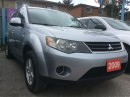 Used 2009 Mitsubishi Outlander XLS 4WD 7 Passenger All Power Options VERY CLEAN for sale in Scarborough, ON
