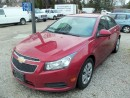 Used 2012 Chevrolet Cruze LT Turbo w/1SA for sale in London, ON