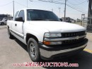 Used 1999 Chevrolet SILVERADO 1500  EXT CAB 2WD for sale in Calgary, AB