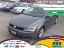 Used 2014 Volkswagen Jetta 2.0L Trendline+ * JUST EDUCED WAS $19475 for sale in London, ON