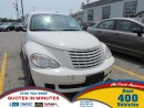 Used 2008 Chrysler PT Cruiser LX | FRESH TRADE | GREAT CATCH | AS IS for sale in London, ON