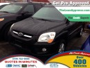 Used 2009 Kia Sportage LX * AWD * LEATHER * POWER ROOF for sale in London, ON