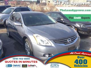Used 2012 Nissan Altima 2.5 S * OVER 450 VEHICLES AVAILABLE for sale in London, ON