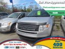 Used 2010 Ford Edge SE * REFER A FRIEND AND EARN $300 for sale in London, ON