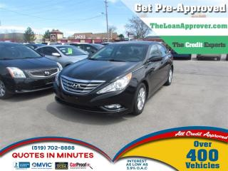 Used 2011 Hyundai Sonata GLS * POWER ROOF * HEATED SEATS * LOW KMS for sale in London, ON