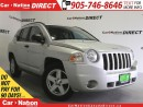 Used 2009 Jeep Compass Sport/North| WE WANT YOUR TRADE| LOCAL TRADE| for sale in Burlington, ON