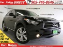 Used 2012 Infiniti FX35 Premium| AWD| NAVI| LEATHER| SUNROOF| for sale in Burlington, ON