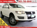 Used 2010 Volkswagen Touareg TDI Comfortline| 4X4| LEATHER| SUNROOF| for sale in Burlington, ON