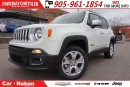Used 2017 Jeep Renegade Limited|BRAND NEW | 4X4| NAV| AVD TECH GROUP| for sale in Mississauga, ON