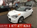 Used 2014 Hyundai Veloster w/Tech, Navigation, Sunroof for sale in Mississauga, ON