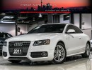 Used 2011 Audi A5 S-LINE|NAVI|BLINDSPOT|REAR CAM|PUSH START|BANG&OLUFSEN for sale in North York, ON