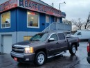 Used 2007 Chevrolet Silverado 1500 LT Crew Cab Z71 4x4 **5.3L** for sale in Barrie, ON