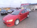 Used 2011 Mitsubishi Lancer SE for sale in Brampton, ON