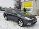 Used 2012 Subaru Outback 2.5i w/Limited & Nav Pkg for sale in Kitchener, ON