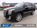 Used 2015 Cadillac Escalade LEATHER, SUNROOF, NAV for sale in Edmonton, AB