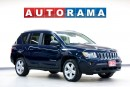 Used 2013 Jeep Compass LIMITED NAVIGATION 4X4 LEATHER ALLOY RIMS for sale in North York, ON