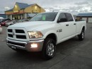 Used 2016 RAM 2500 Outdoorsman CrewCab 4X4 Diesel for sale in Brantford, ON