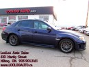 Used 2012 Subaru WRX WRX Turbo 5 Speed Certified 2 YR Warranty for sale in Milton, ON