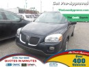 Used 2008 Pontiac Montana Sv6 FWD  * LEATHER/CLOTH | AS IS for sale in London, ON