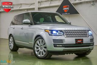 Used 2013 Land Rover Range Rover SC *Warranty incl.* for sale in Oakville, ON