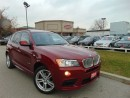 Used 2011 BMW X3 35I-M SPORT PKG- PANORAMIC-ROOF-SHARP!! for sale in Scarborough, ON