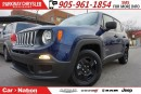 Used 2017 Jeep Renegade Sport| A/C| BRAND NEW| KEYLESS ENTRY AND MORE!| for sale in Mississauga, ON