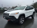 Used 2016 Jeep Cherokee Trailhawk - Heated Seats - Nav for sale in Norwood, ON
