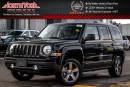 New 2017 Jeep Patriot NEW Car High Altitude|Sunroof|Nav|Bluetooth|HtdFrontSeats|R-Start|17