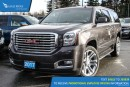 New 2017 GMC Yukon XL SLT Sunroof, Heated Seats, and Satellite Radio for sale in Port Coquitlam, BC