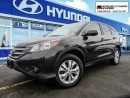 Used 2014 Honda CR-V EXL for sale in Nepean, ON