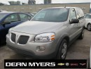 Used 2007 Pontiac Montana for sale in North York, ON