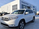 Used 2011 Toyota Highlander for sale in Peace River, AB
