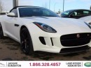 Used 2015 Jaguar F-Type S - CPO 6yr/160000kms manufacturer warranty included until November 29, 2020! CPO rates starting at 1.9%! LOCAL ONE OWNER LEASEBACK   NO ACCIDENTS   3M PROTECTION APPLIED   ACTIVE SPORTS EXHAUST   380 HORSEPOWER   REVERSE TRAFFIC DETECT/BLIND SPOT/CLOSING for sale in Edmonton, AB