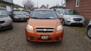 Used 2007 Chevrolet Aveo LT for sale in Hamilton, ON