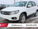 Used 2015 Volkswagen Tiguan 4 Motion, Automatic, Turbo engine! for sale in Edmonton, AB