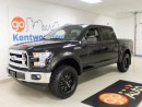 Used 2017 Ford F-150 MEAN BIG BLACK MACHINE !! for sale in Edmonton, AB
