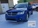 Used 2015 Dodge Journey R/T AWD/ DVD/ LEATHER/ NAVIGATION/ 3RD ROW SEATING for sale in Edmonton, AB
