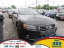 Used 2011 Audi A5 2.0T Premium Plus * NAV * LEATHER * ROOF * CAM for sale in London, ON