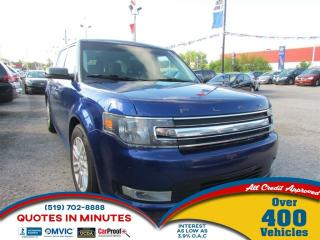 Used 2013 Ford Flex SEL * AWD * NAV* CAM * LEATHER * 7PASS * ROOF for sale in London, ON