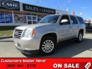 Used 2009 GMC Yukon Hybrid 4X4!  NAV!  LEATHER!  REAR CAMERA!  BOSE! for sale in St Catharines, ON